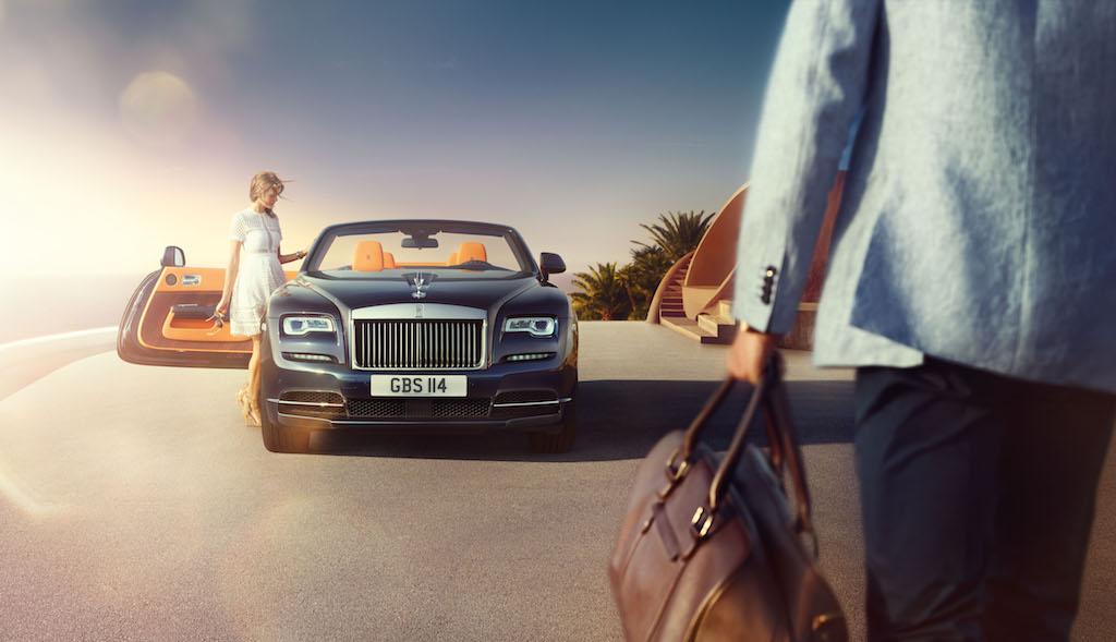 Rolls-Royce Dawn (sursa - Rolls-Royce)
