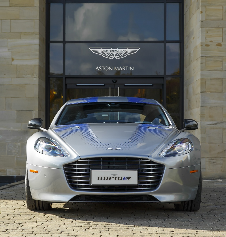 VIDEO/FOTO Aston Martin a prezentat un concept 100% electric de peste 800 de cai putere. Masina va fi lansata in 2017