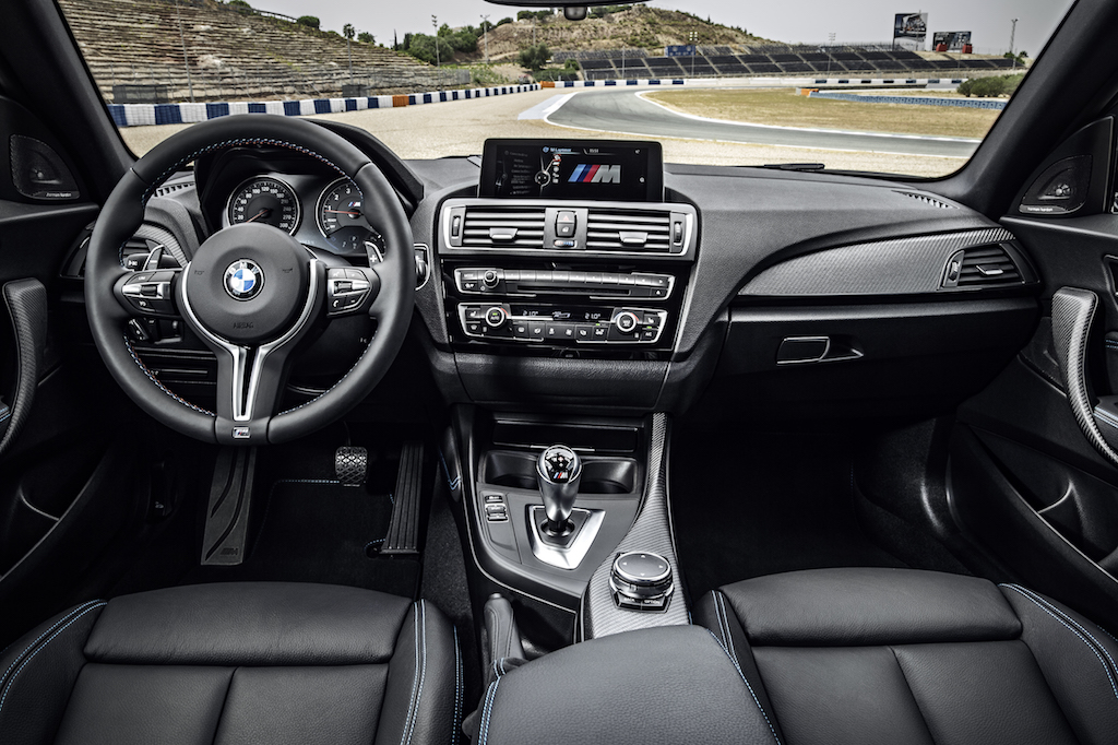 VIDEO, FOTO: BMW M2 Coupe se prezinta, un bolid compact de 370 CP