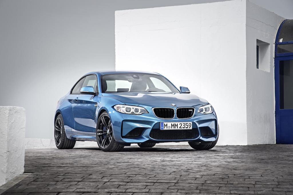 BMW M2 (sursa - BMW)