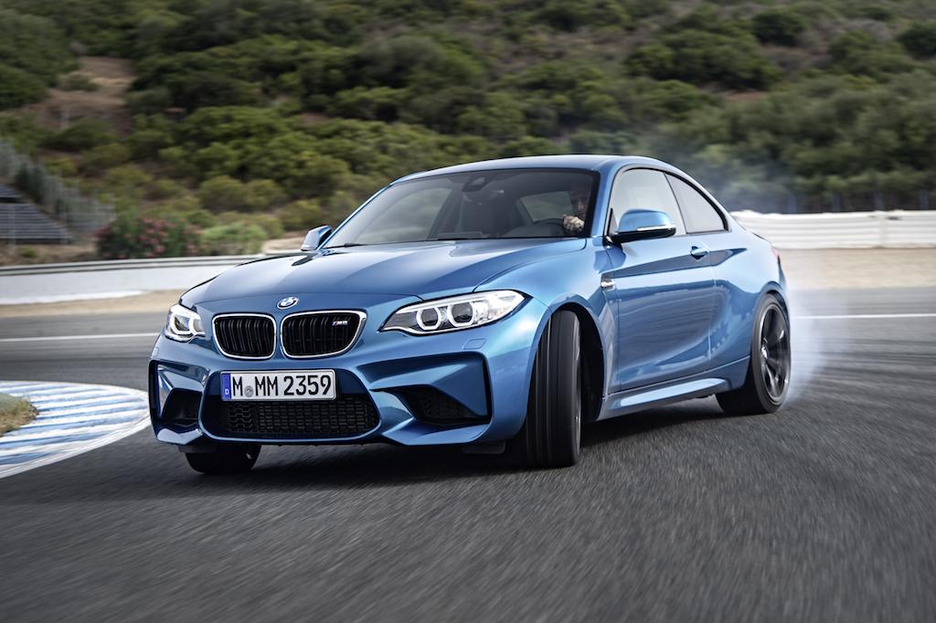 BMW M2 Coupe (sursa - BMW)