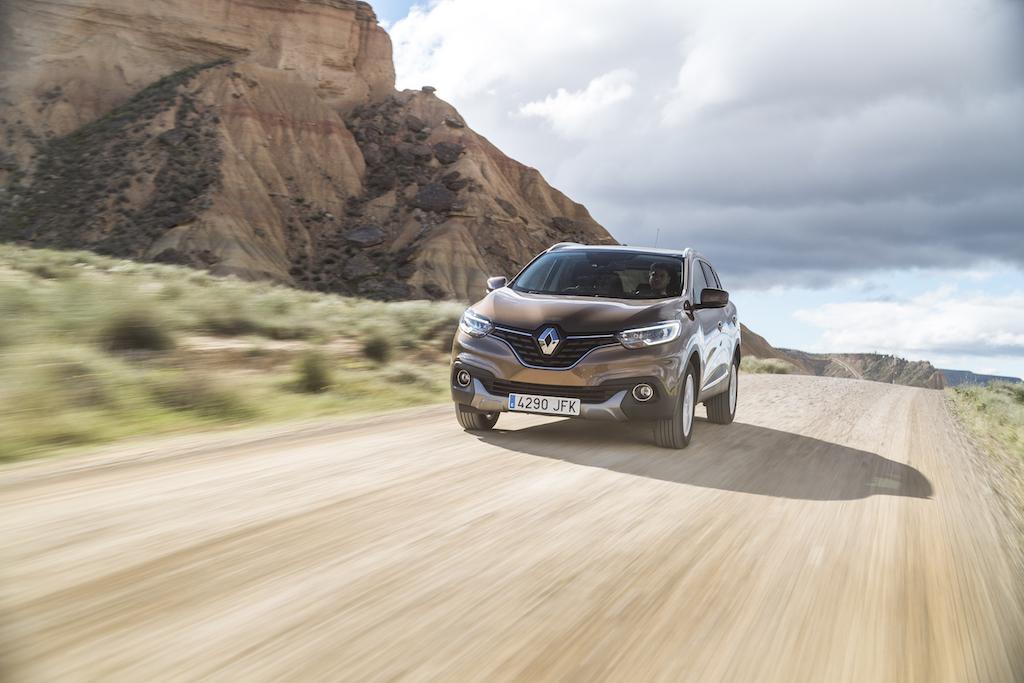 Renault Kadjar (sursa - Renault)