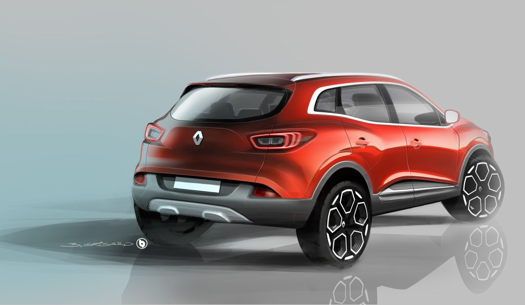 Povestea lui Victor Sfiazof, designerul roman care a decis cum arata cel mai nou SUV Renault: Am avut adevarate lupte cu inginerii pentru a-i convinge sa nu schimbe foarte multe