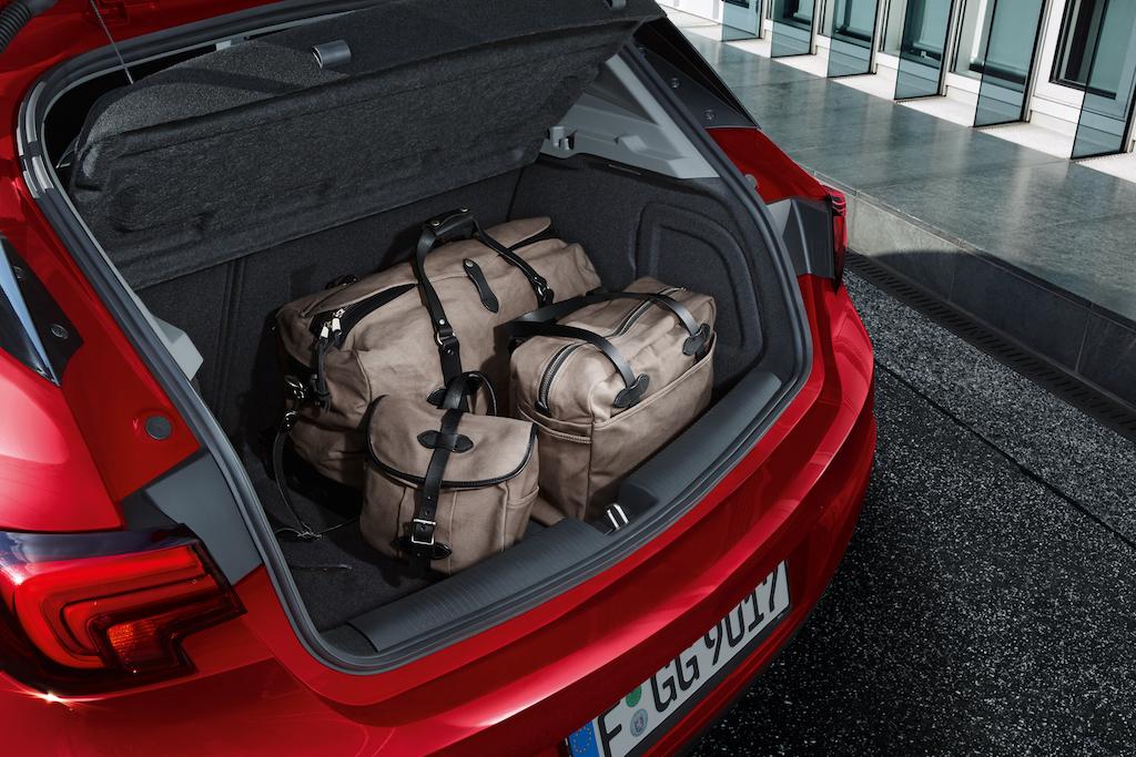 Prima impresie: Opel Astra