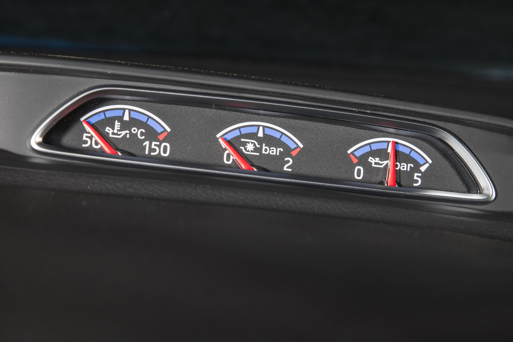 Prima impresie: Ford Focus RS