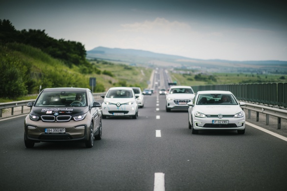 A1 e-tron, masina electrica de oras in viziunea Audi